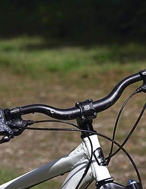 Ape width 28in bars make a monkey out of the most evil wheel-grabbing, balance-challenging situations