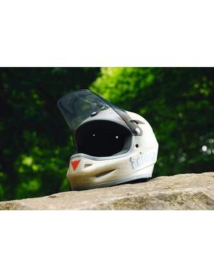 Dainese D-Raptor Fibre Le Helmet