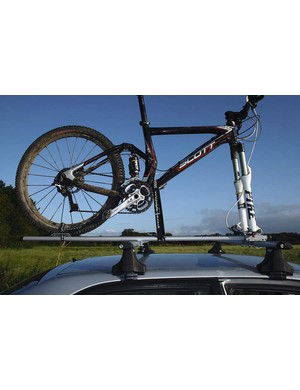 Pendle Single Bike Rack