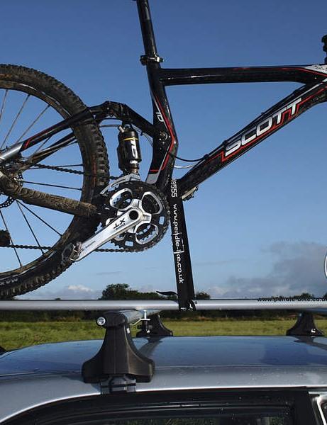 Pendle Single Bike Rack