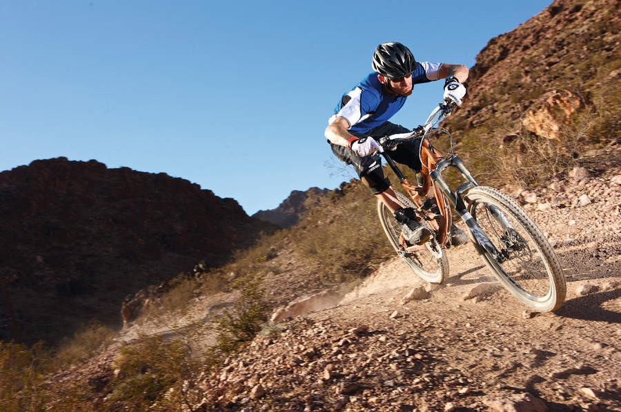 The SX trail feels pinned, yet so safe that you can''t help pushing it