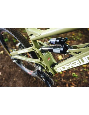 The new Fox DHX Air is the best by far