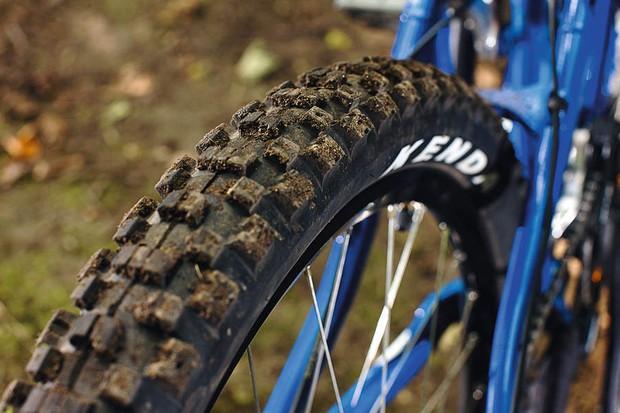 Kenda Excavator 2.5in Dual Ply Tyres