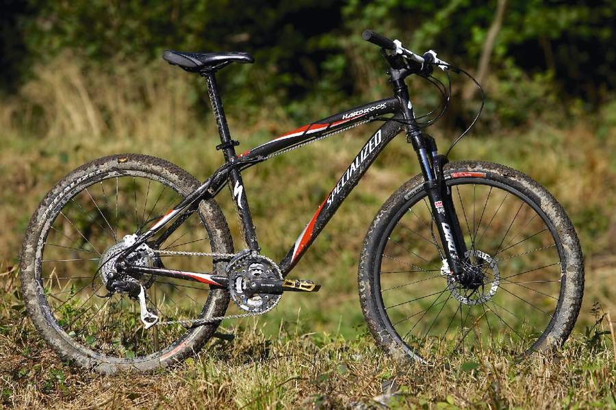Specialized Hardrock Pro Disc - BikeRadar