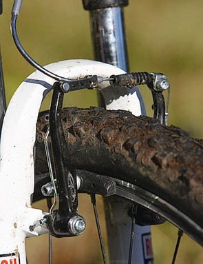 Rim brakes have stuck around for several good reasons – they're lighter, easier to adjust, cheaper and simple to maintain.
