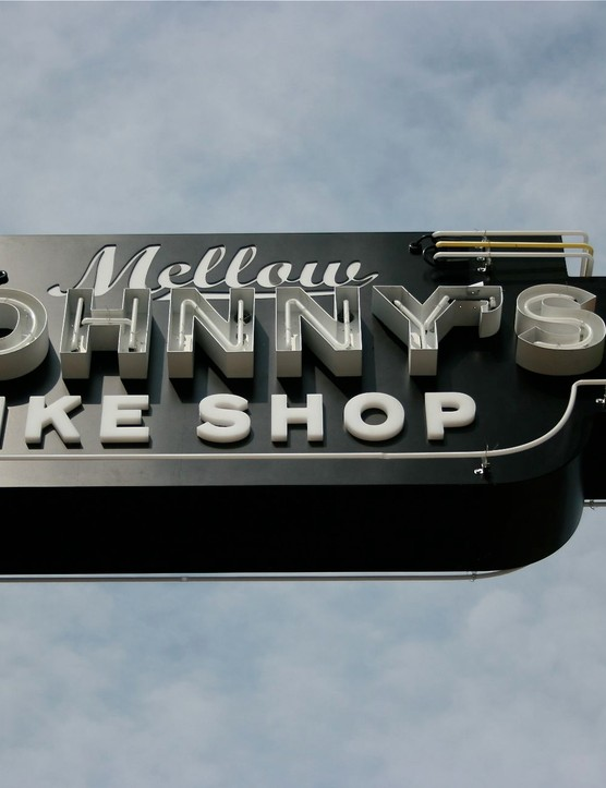 Welcome to Mellow Johnny's!