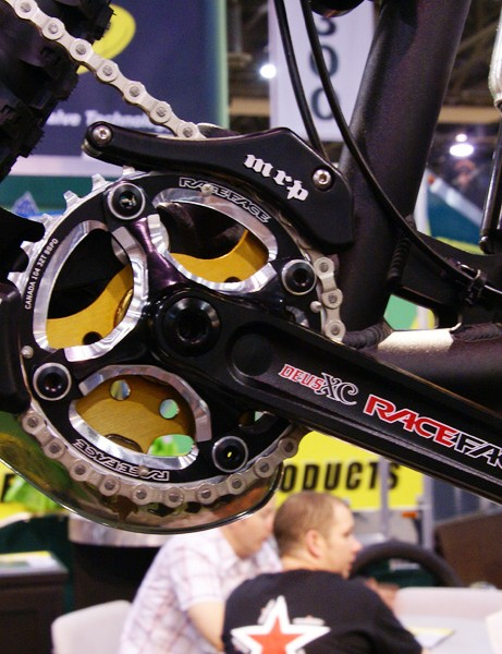 The new MRP Mini-G is similar to the G2but sized for 32-36T rings.