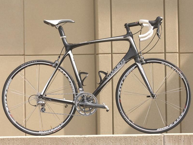 7bf7986a82b First Ride - New Trek Madone 5.2 - BikeRadar