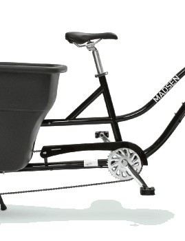 The Madsen kg271/Bucket bike.