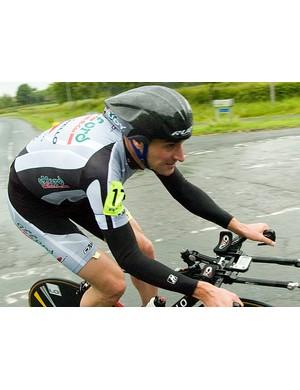 Richard Prebble won the men's masters A category