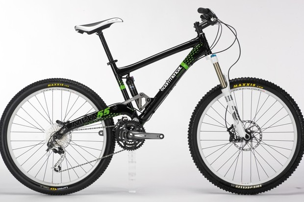 Madison are releasing a limited edition Commencal Meta 55 UK