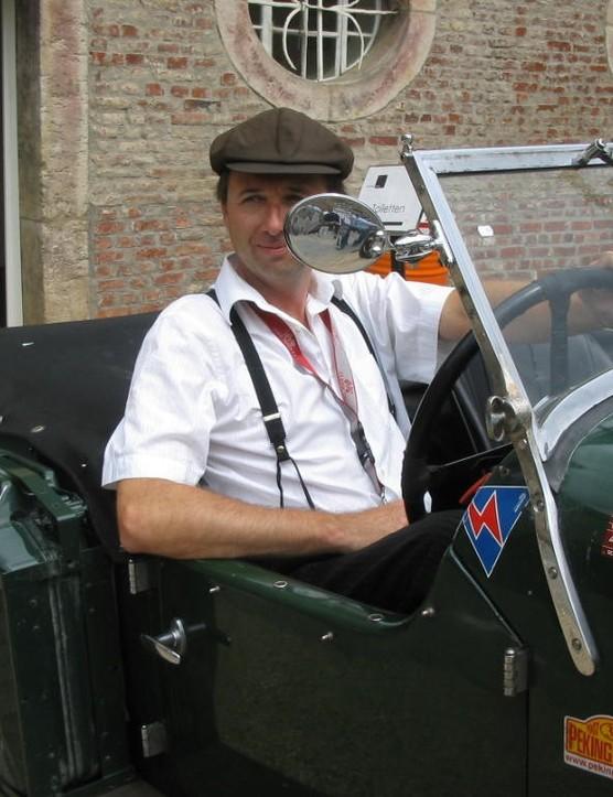 Felt company co-president, German-based Michael Müllmann.
