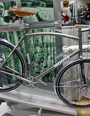 Moots offered its own take on the townie bike with the Comooter