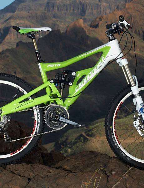 Cannondale launch two new all mountain bikes