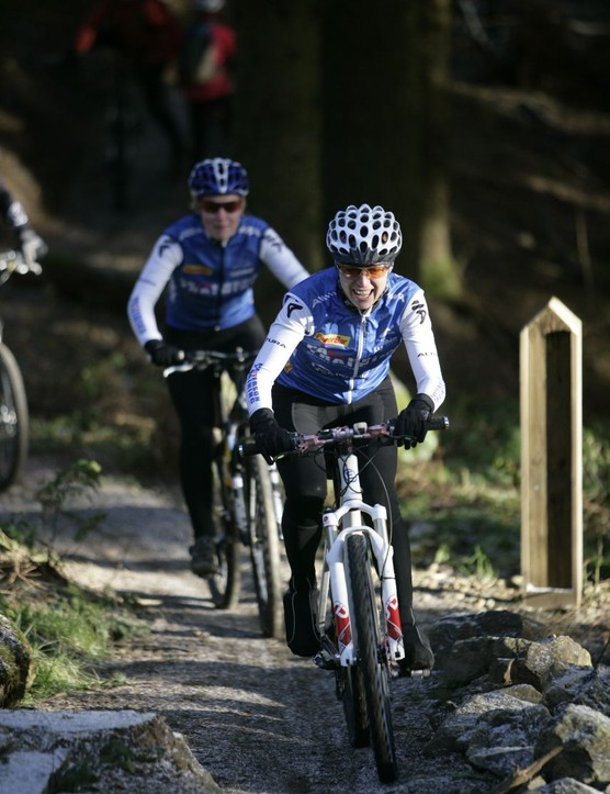 The route is the longest purpose-built mountain bike trail in the Lake District