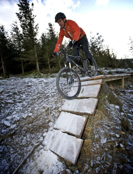 It has been built for experienced riders with good off-road skills and a reasonable level of fitness