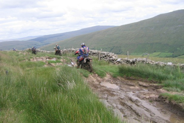 A motorcycle group has lost its application to have trails on Twyford Down opened to motor vehicles