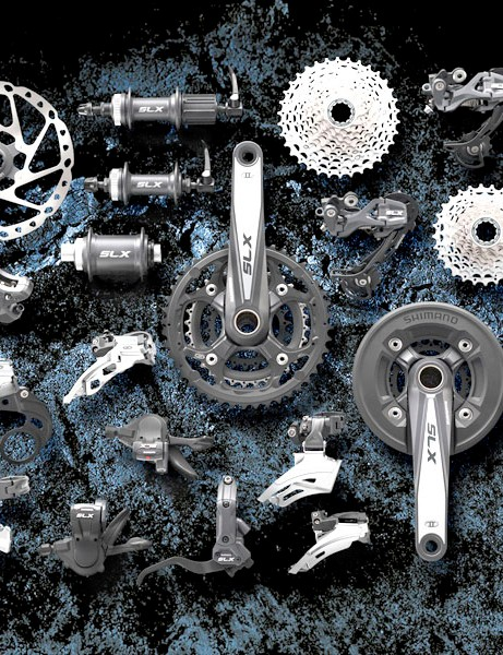 Shimano's new SLX groupset