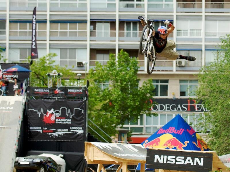 Andreu Lacondeguy wins second Qashqai Challenge
