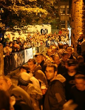 Over 6,000 people lined the streets last year
