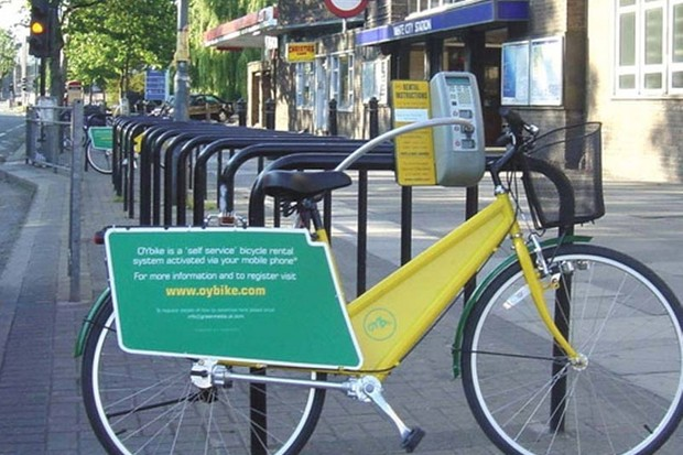 OyBike is expanding in the South East