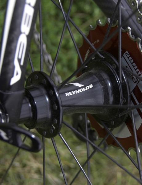 The Reynolds Assault hubs may be made in Asia but we had no issues with them during our test period.