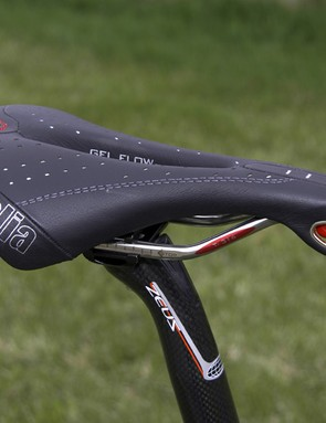 If the Selle Italia shape works for you, you're certainly going to be happy with the Flite Gel Flow.