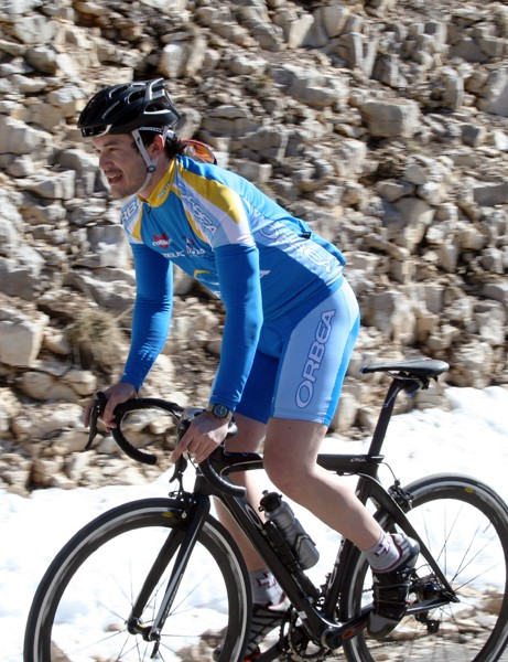 Our man Ellis takes the new Orca for a quick spin up Mt Ventoux