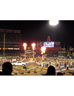 Chad Reed wins the supercross