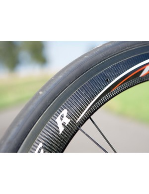 Aeolus carbon clinchers felt like 'yoghurt pots' when squeezed, but proved fast, strong and reliable