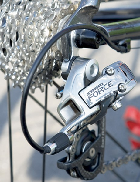 SRAM Force rear mech