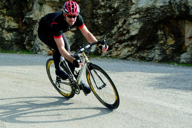 """Leaning into the corners was great fun - the handling was excellent"""""""