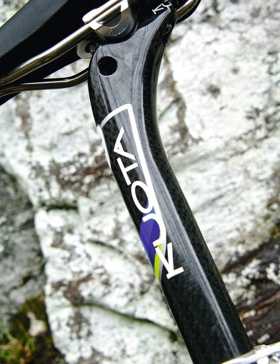Kuota say the KOM is the most performance-focused frame they've ever built
