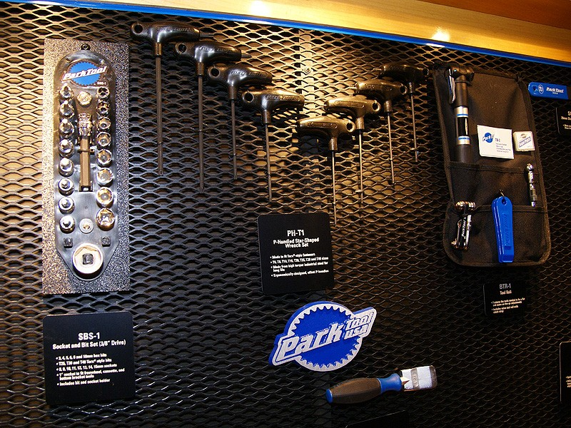 Park Tool has a wealth of new tools on hand for 2009
