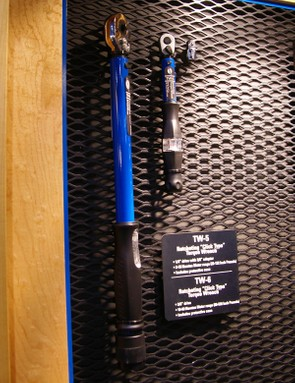 Park is moving deeper into the torque field, with two new 'click' type wrenches for 2009