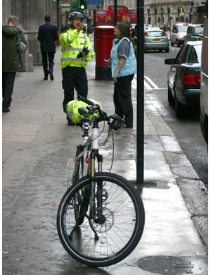 Police will offer advice for locking up bikes