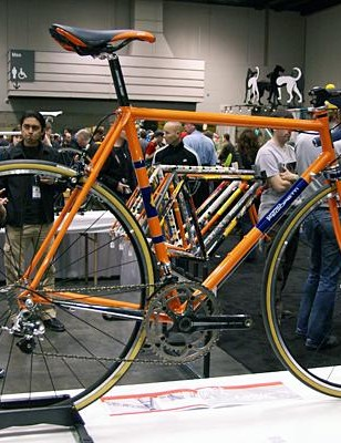 Pegoretti also does lugged frames.