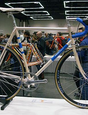 The Luigino is a rather versatile Pegoretti model.