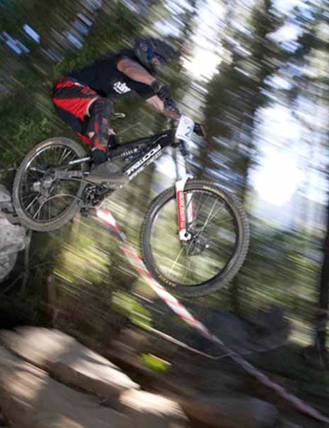 Jonkershoek has one of the country's fastest downhill courses and is sure to produce a generous helping of thrills.