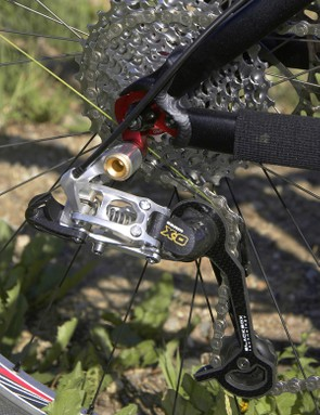 SRAM's X.0 rear derailleur continues to be one of the best gear changers in the industry