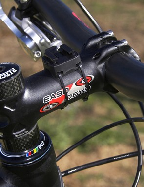 The Easton EA90 stem is quickly shaping up to be one of our favorites thanks to its combination of stiffness and light weight