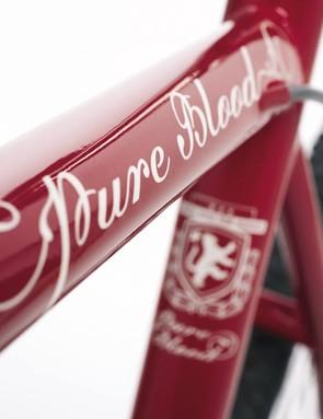 Fixie Inc Pure Blood top tube