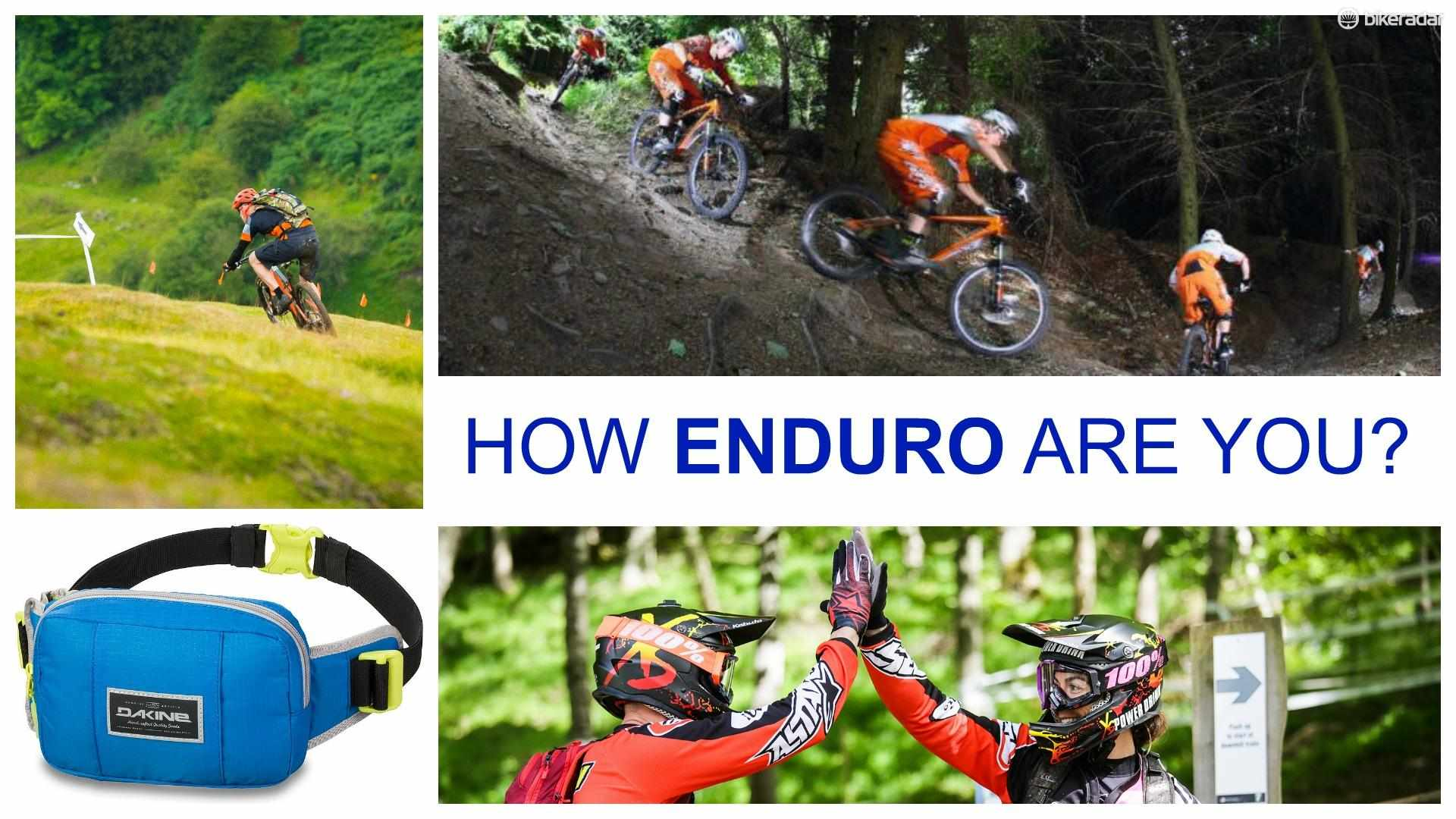 Quiz: How enduro are you?