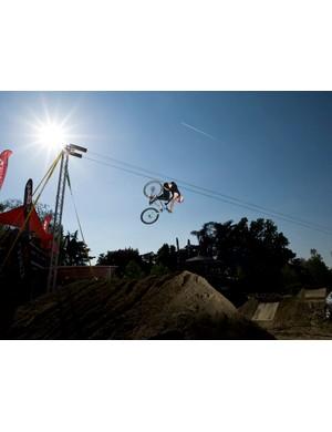 Darren Pokoj 360 tailwhip