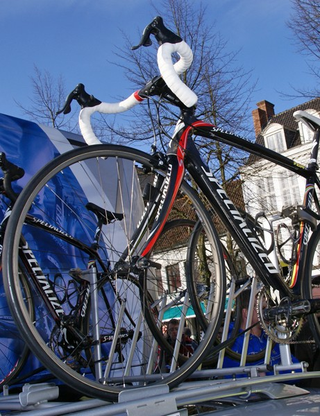 All of the bikes started out  as clean as Tom Boonen's spare, but none of them ended up that way.