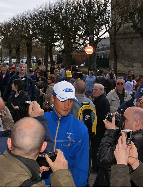 It's already tough to be Tom Boonen. His second Paris-Roubaix win will make him even more popular!