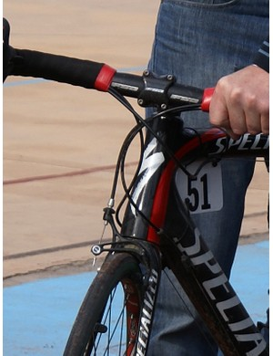 …and the steerer clearly incorporates the tapered-and-oversized 1 1/8