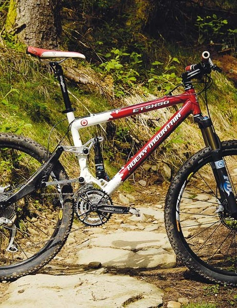 Rocky Mountain ETS-X 50