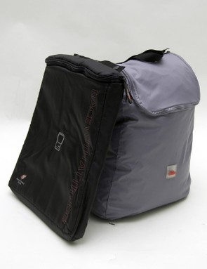 Included with the bag is a wet gear compartment that can hold your swimwear after a dip