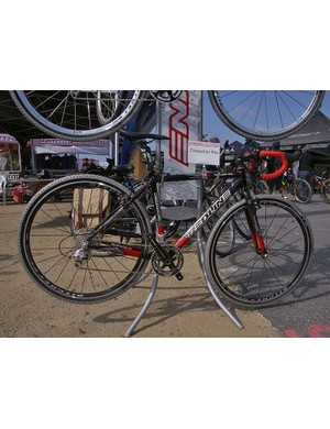 Redline is already ready for 'cross season with its Conquest Pro.